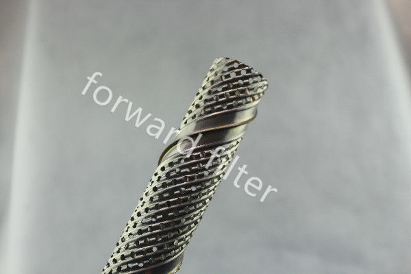 Perforated Metal Pipe