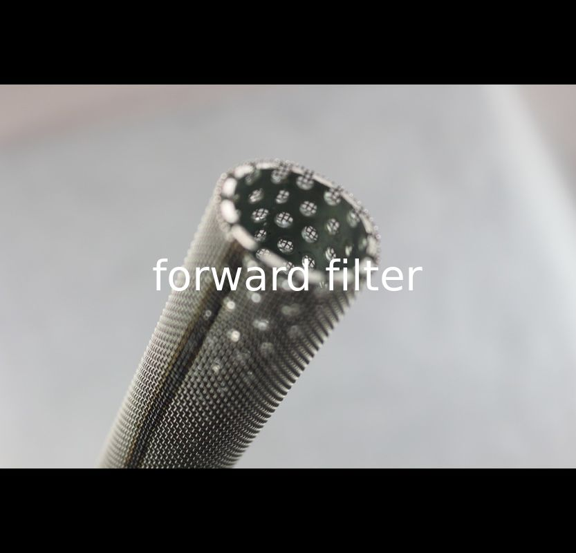 Stainless Steel Perforated Metal Pipe Aluminum Custom Length For Sheets Rolls